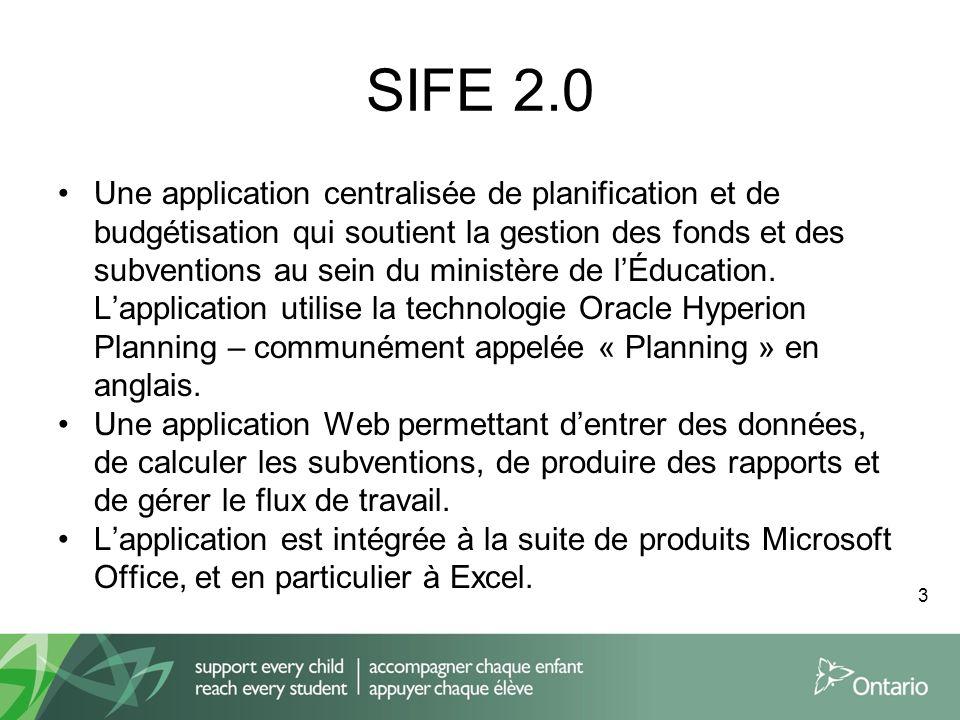 SIFE 2.0