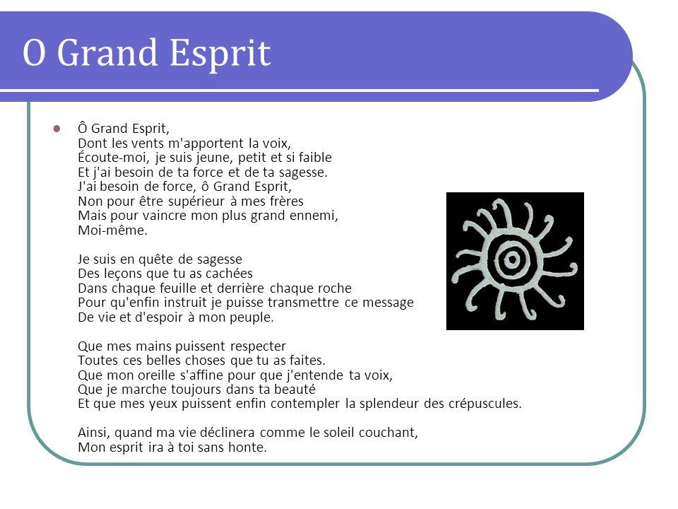 O Grand Esprit