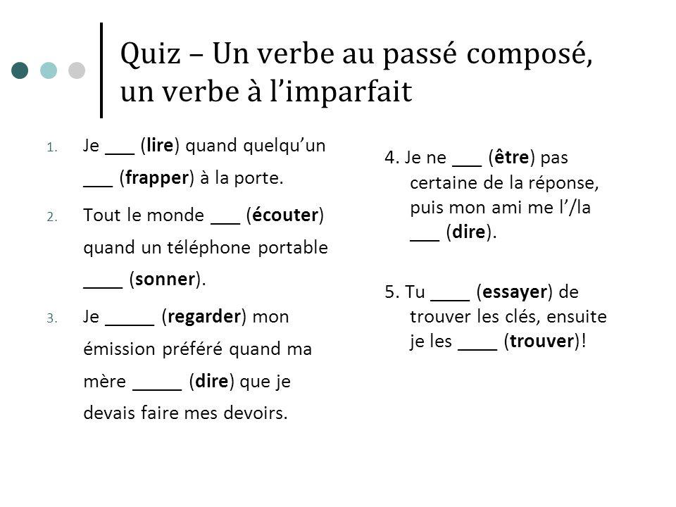 conjuguer verbe essayer pass Trouvez sur cette page toutes les conjugaisons du verbe essayer nous vous donnons l'ensemble des clés pour conjuguer essayer à tous les temps.