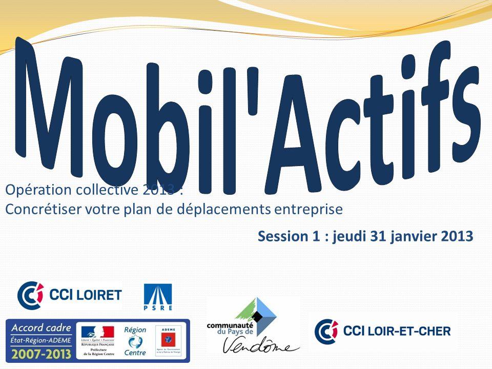 Mobil Actifs Opération collective 2013 :