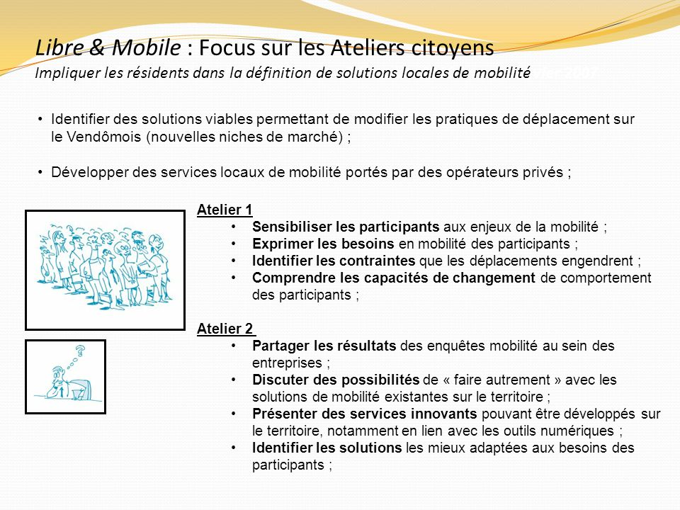 Libre & Mobile : Focus sur les Ateliers citoyens