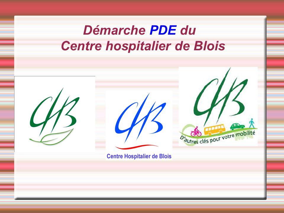Démarche PDE du Centre hospitalier de Blois