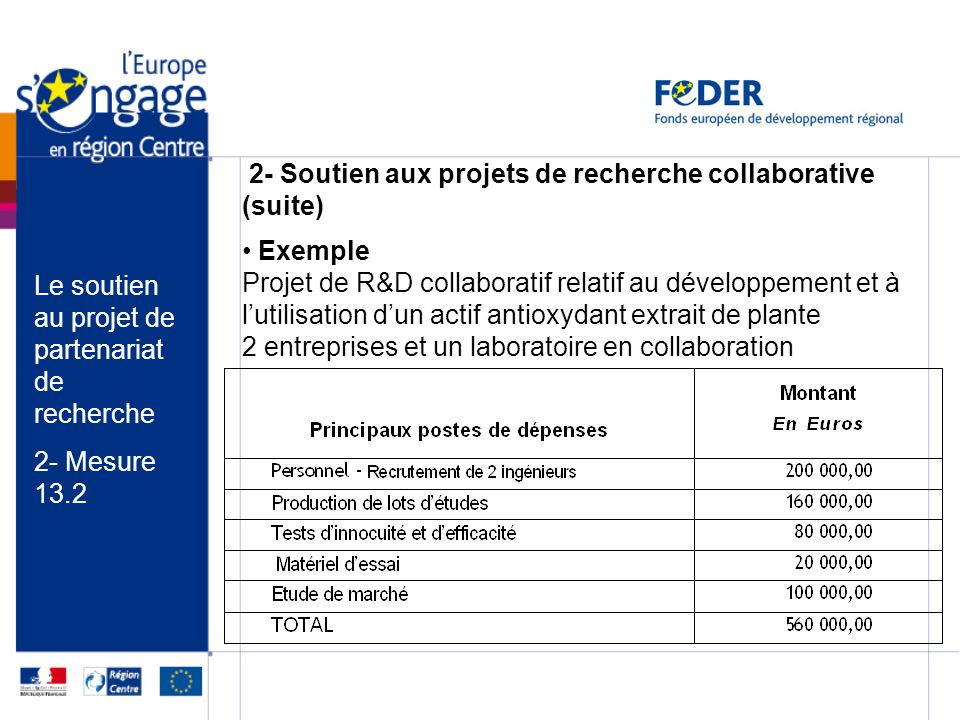 2 entreprises et un laboratoire en collaboration