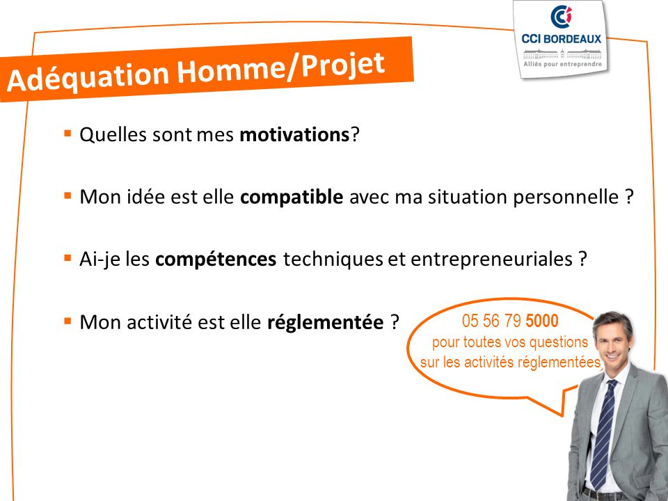 Adéquation Homme/Projet