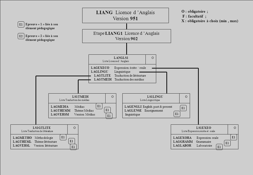 LIANG Licence d 'Anglais Version 951