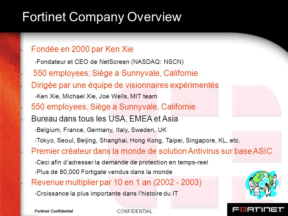 Fortinet Company Overview