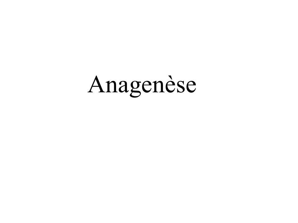 Anagenèse