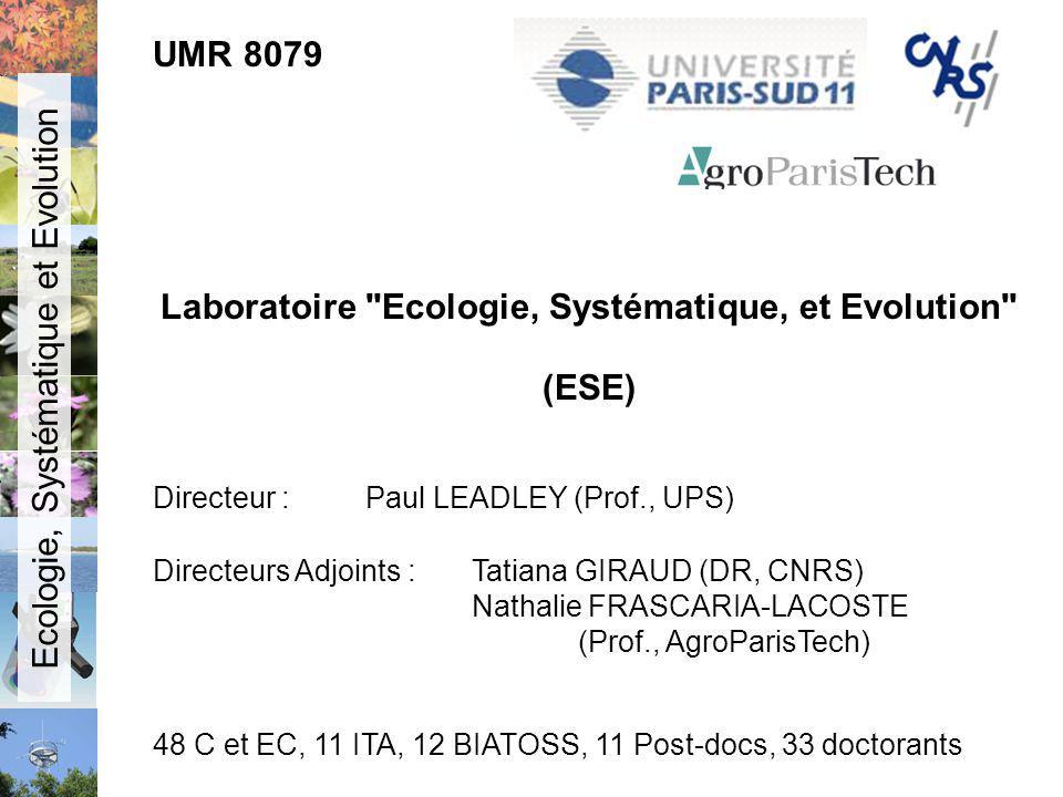 Laboratoire Ecologie, Systématique, et Evolution