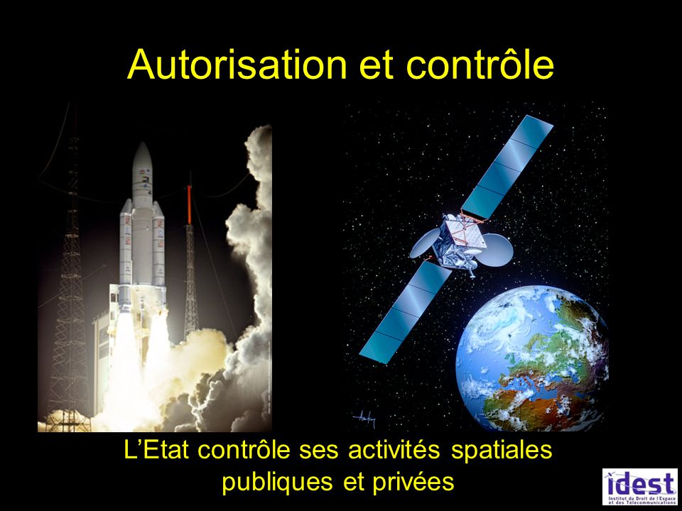 Autorisation et contrôle