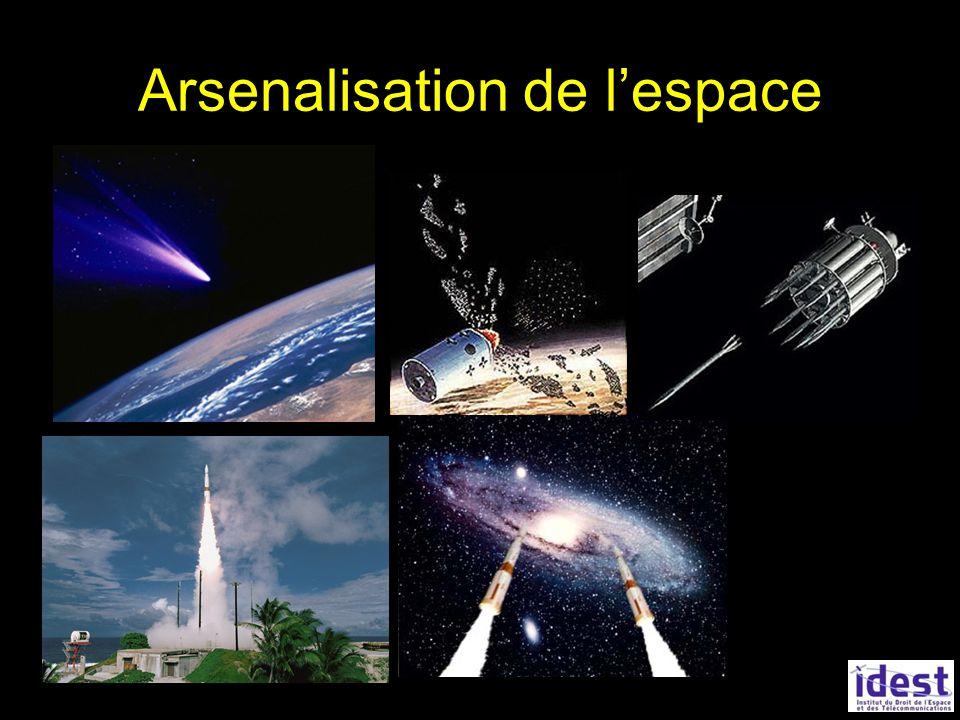 Arsenalisation de l'espace