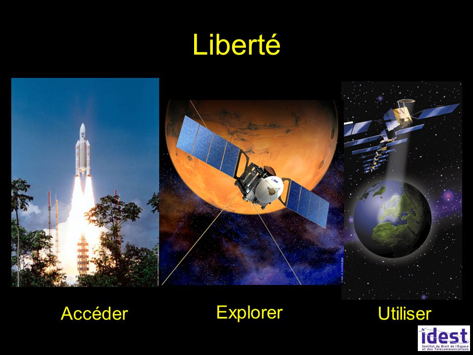 Liberté Accéder Explorer Utiliser