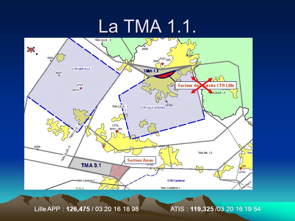 La TMA 1.1.