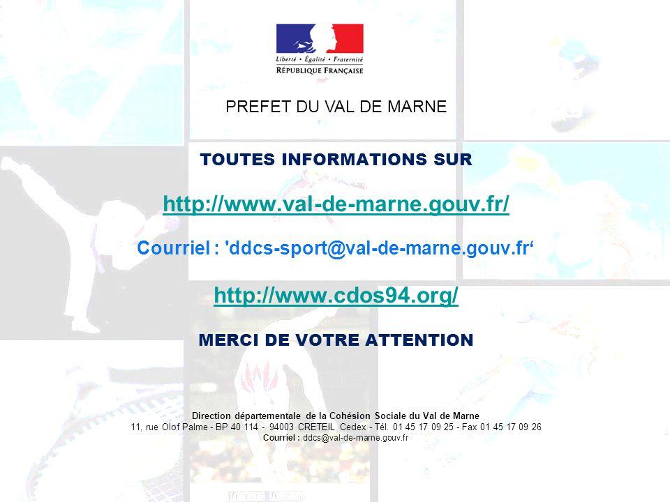 http://www.val-de-marne.gouv.fr/ http://www.cdos94.org/