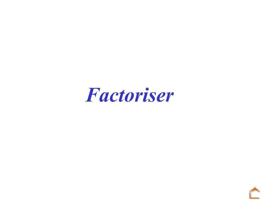Factoriser
