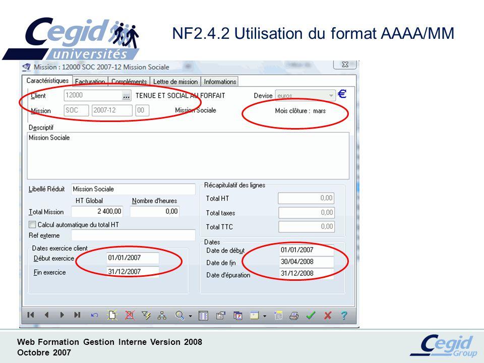NF2.4.2 Utilisation du format AAAA/MM