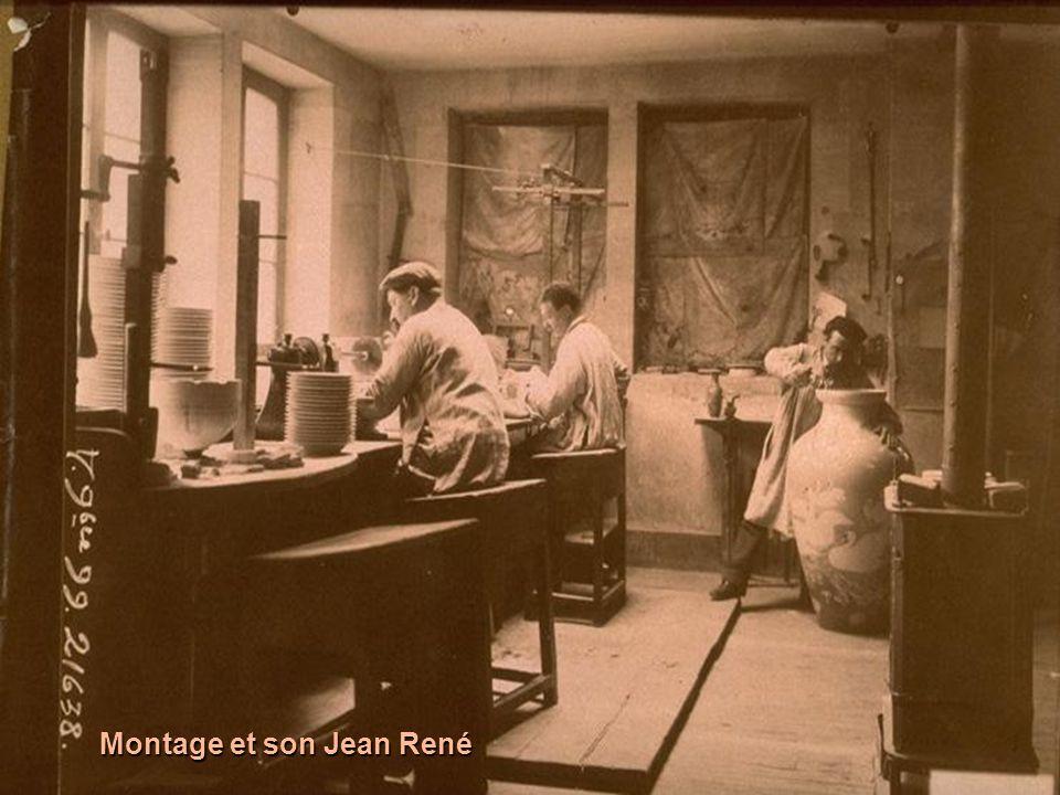 Montage et son Jean René