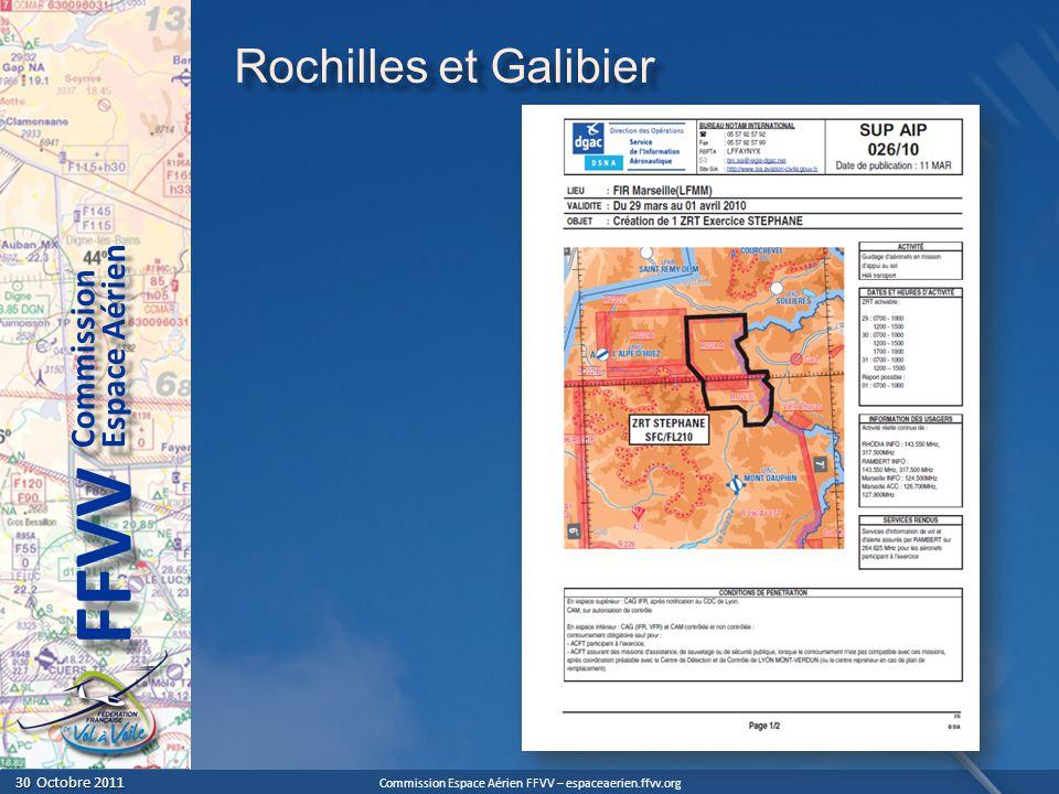Rochilles et Galibier