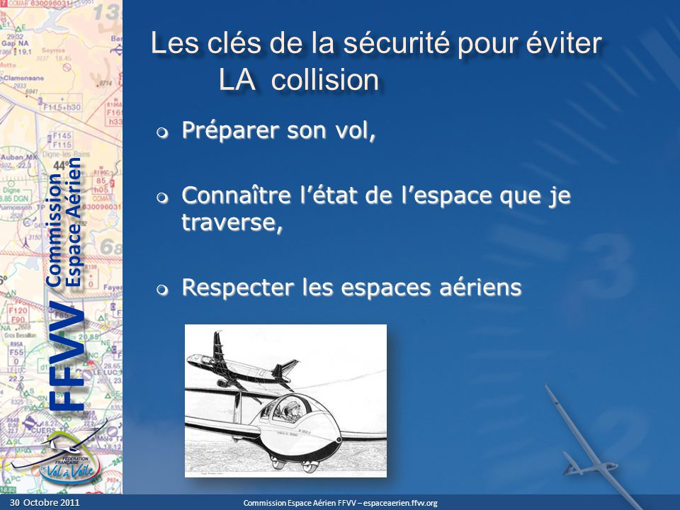 Les clés de la sécurité pour éviter LA collision