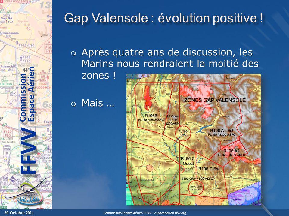 Gap Valensole : évolution positive !