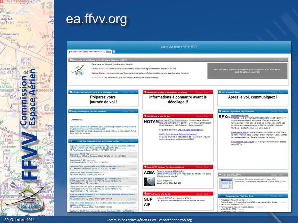 ea.ffvv.org Copie d écran