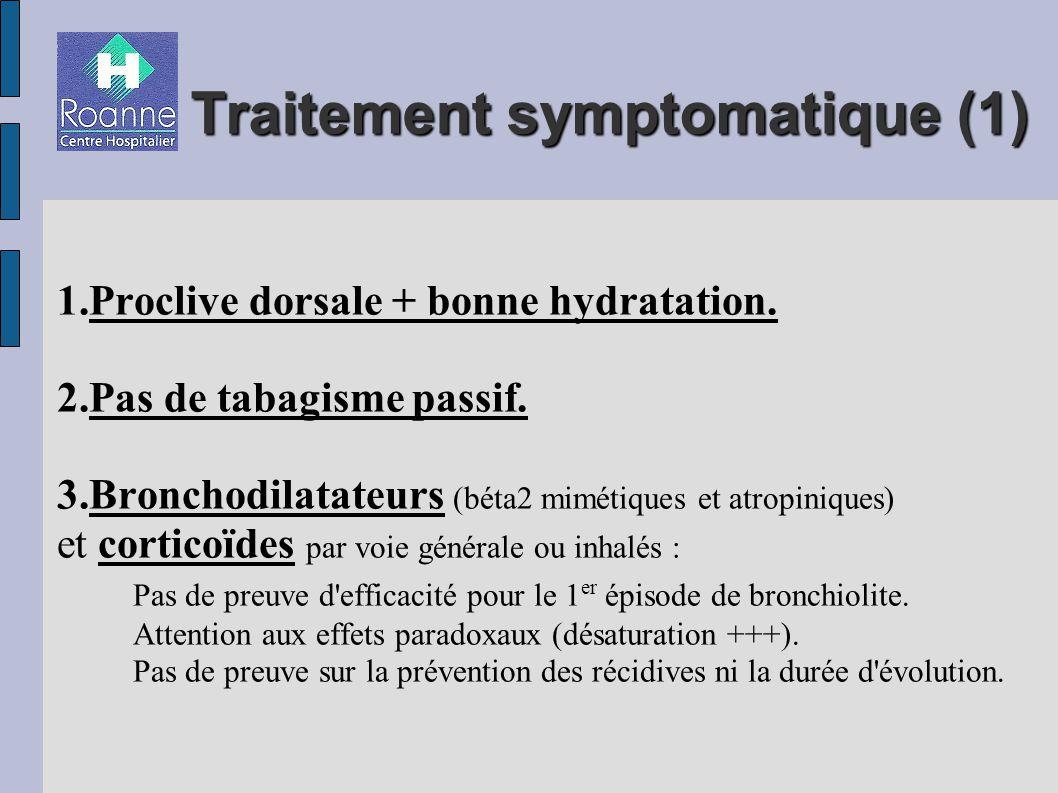 Traitement symptomatique (1)