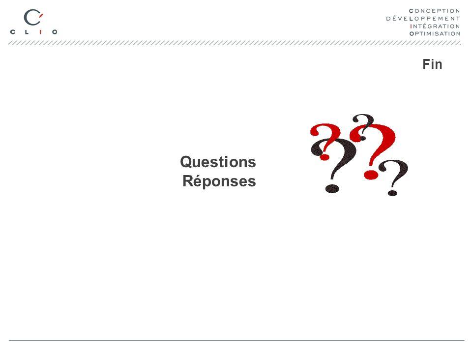 Fin Questions Réponses
