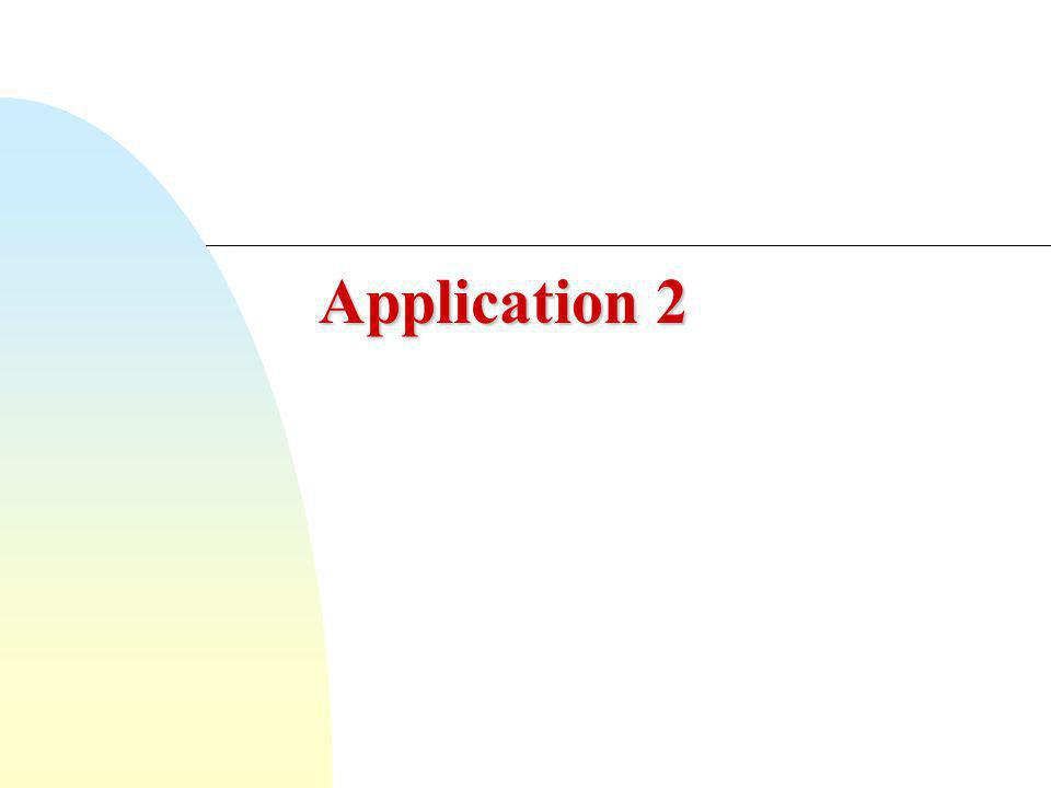 Application 2