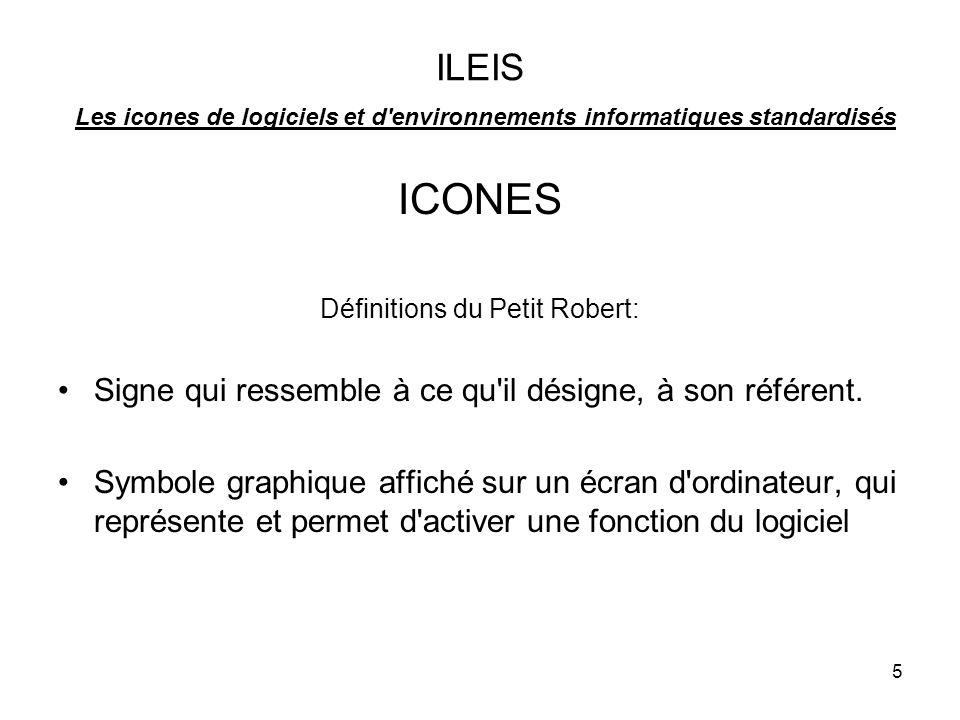 Définitions du Petit Robert: