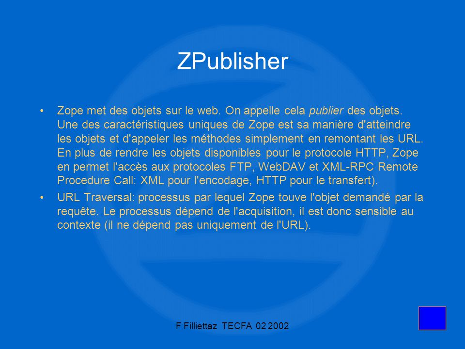 ZPublisher