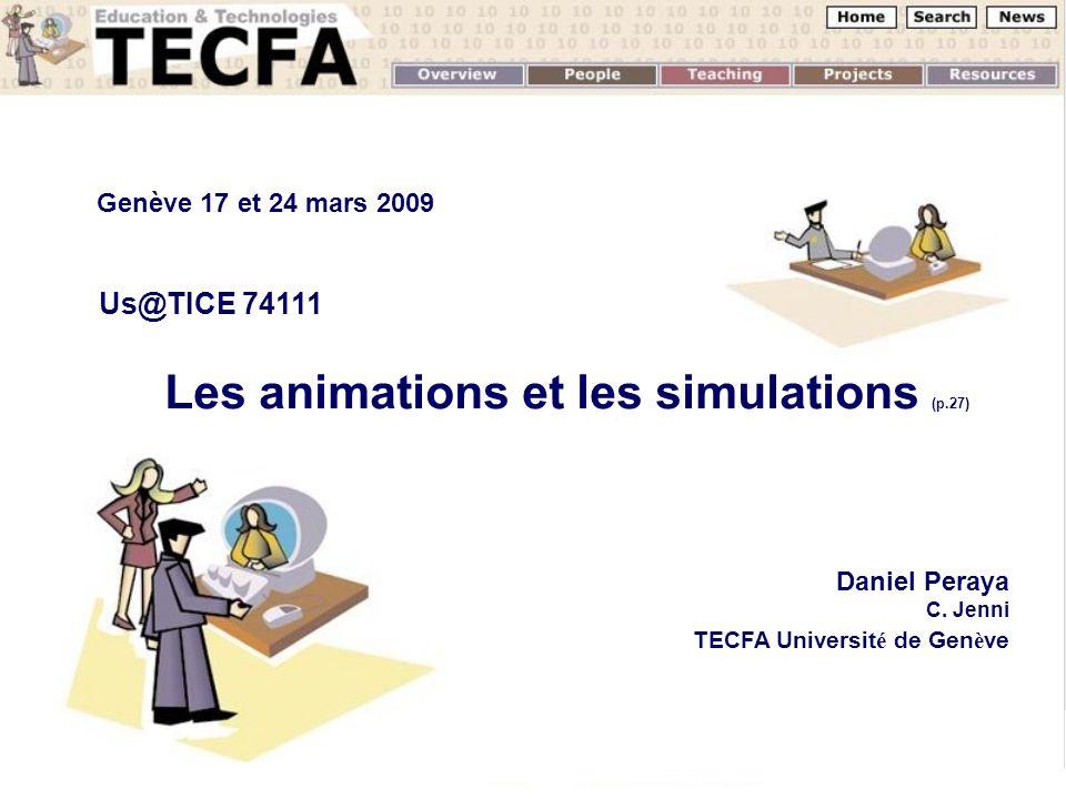 Les animations et les simulations (p.27)