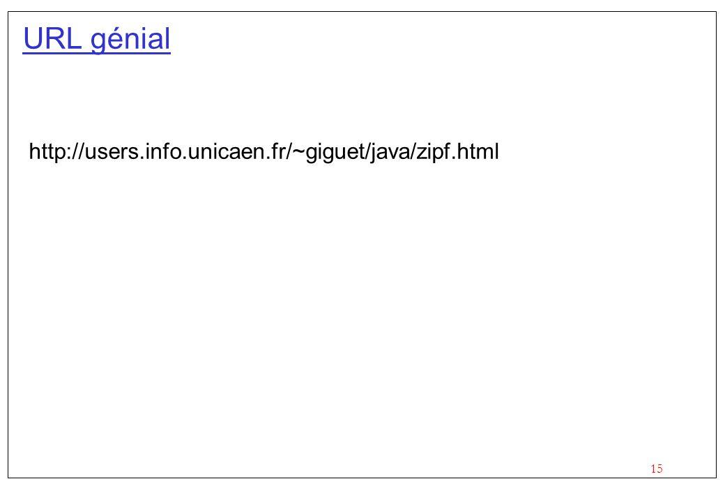 URL génial http://users.info.unicaen.fr/~giguet/java/zipf.html