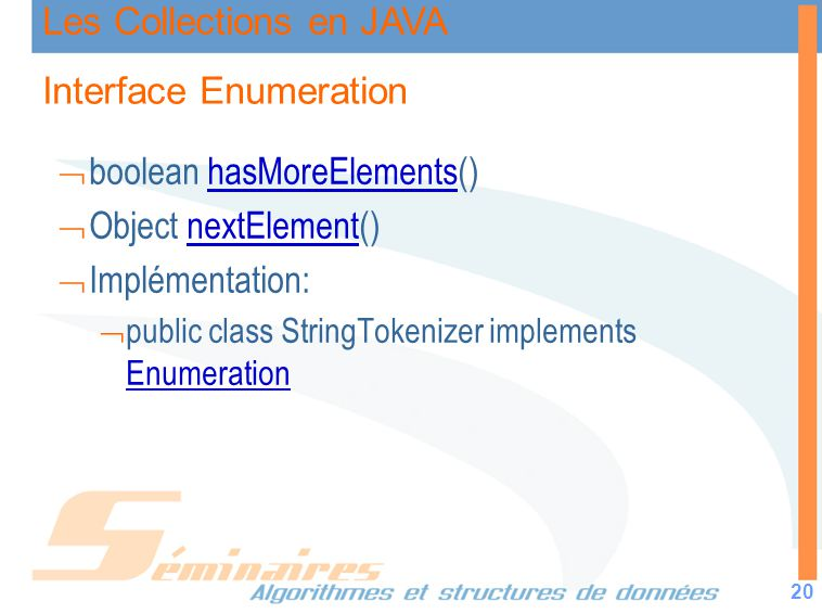 Interface Enumeration