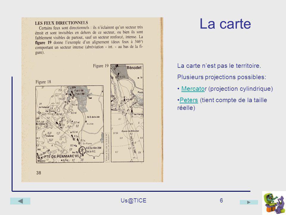 La carte La carte n'est pas le territoire.