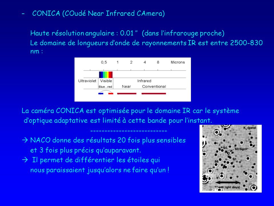CONICA (COudé Near Infrared CAmera)