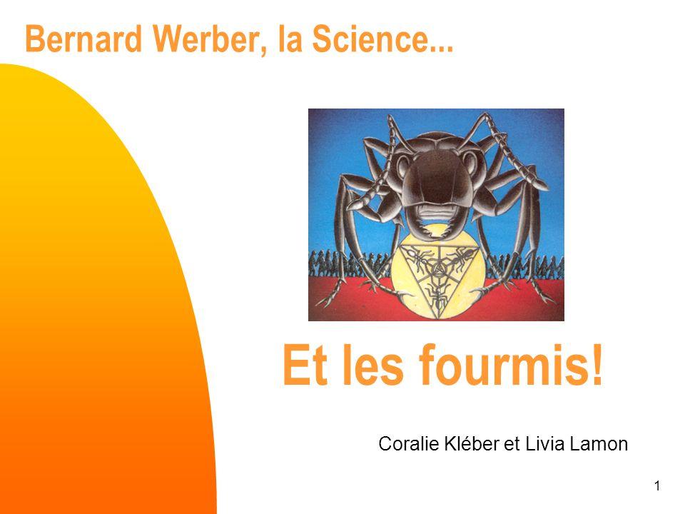 Bernard Werber, la Science...