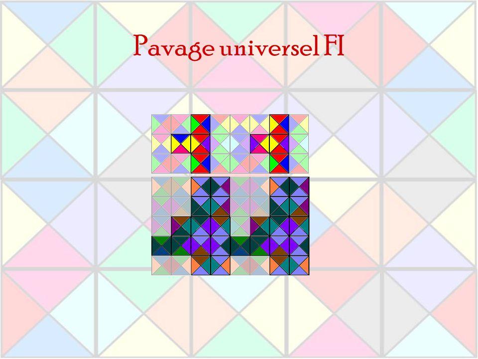 Pavage universel FI