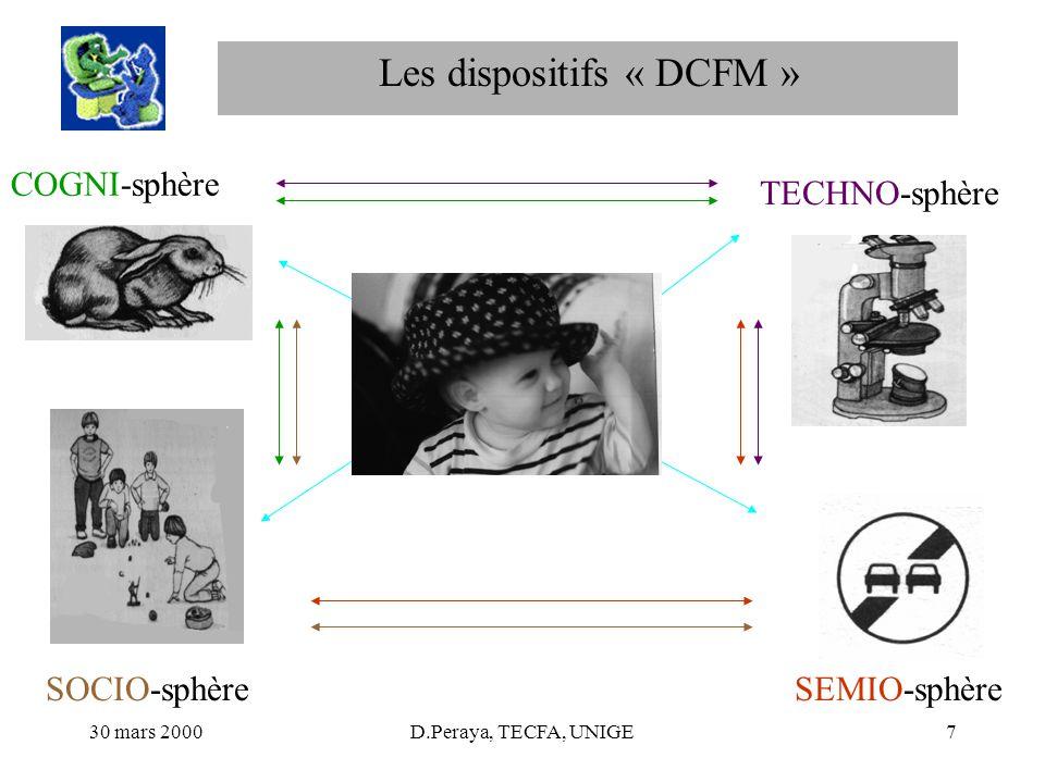 Les dispositifs « DCFM »
