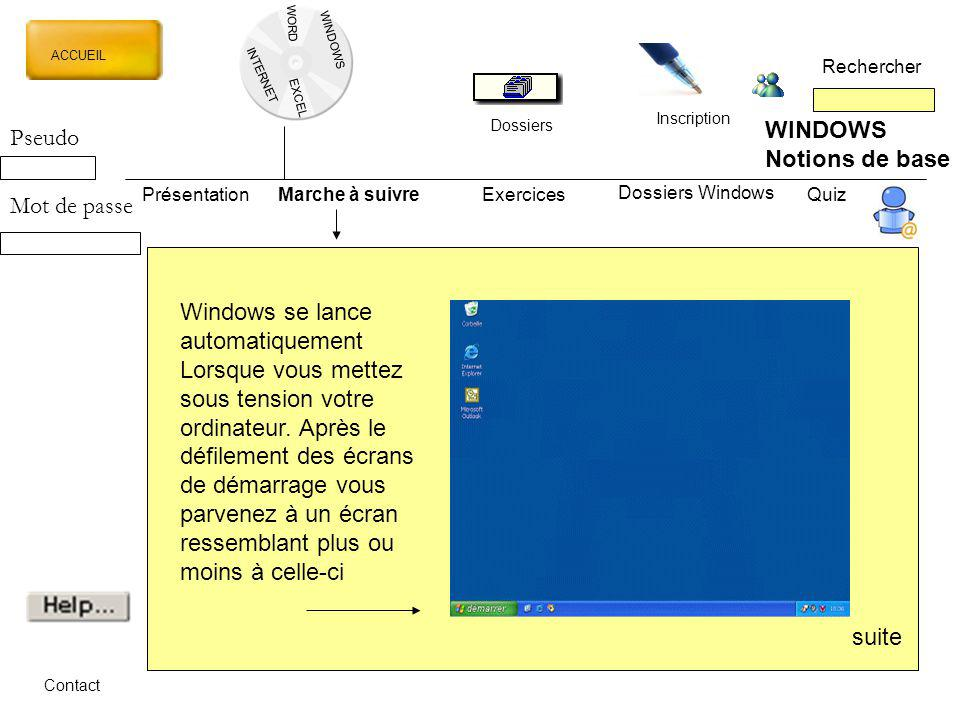Windows se lance automatiquement