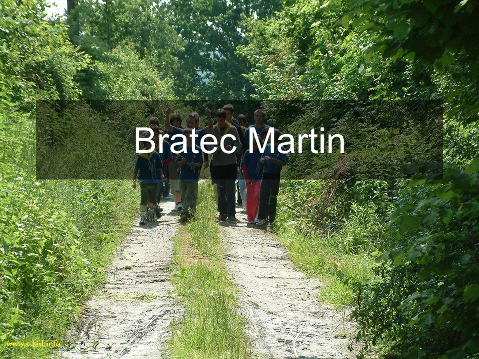 Bratec Martin .