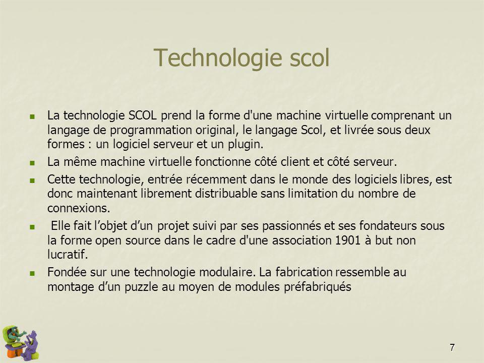 Technologie scol