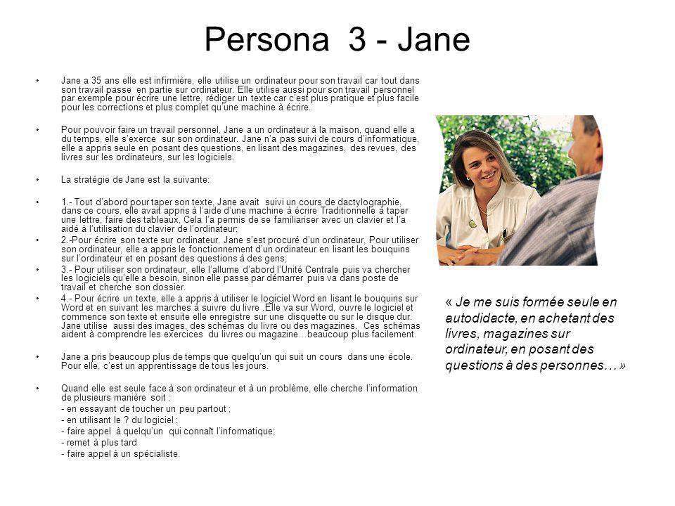 Persona 3 - Jane