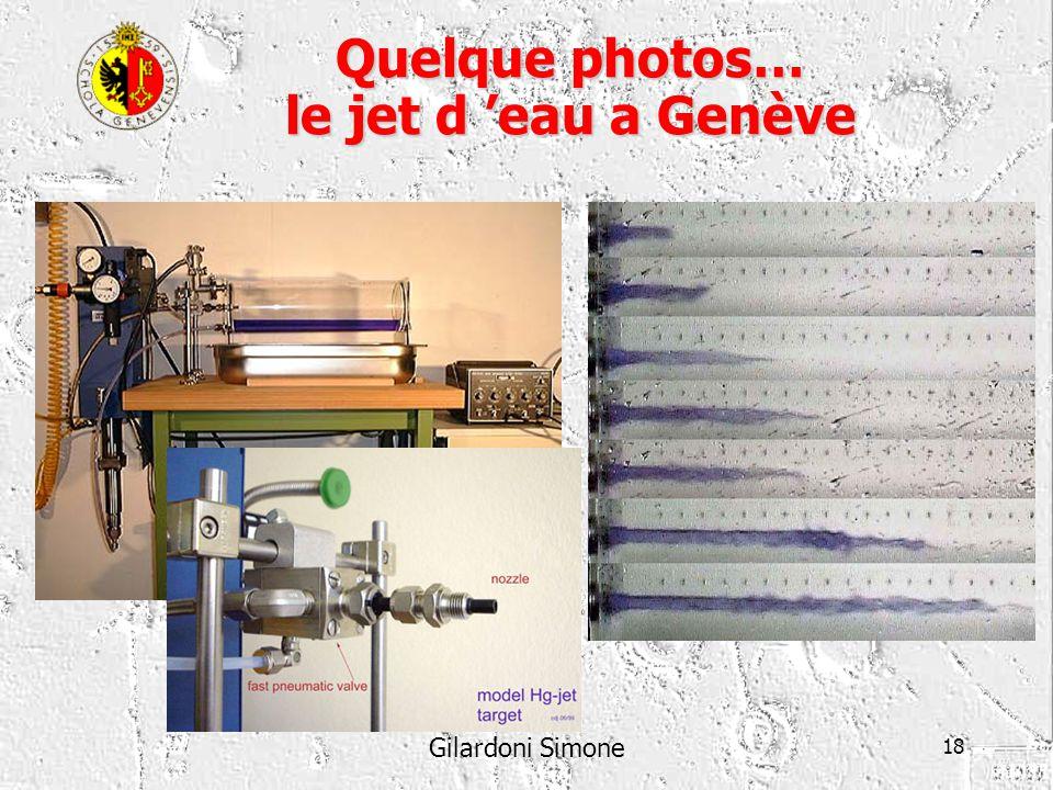 Quelque photos… le jet d 'eau a Genève