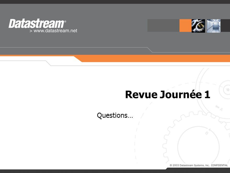 Revue Journée 1 Questions…