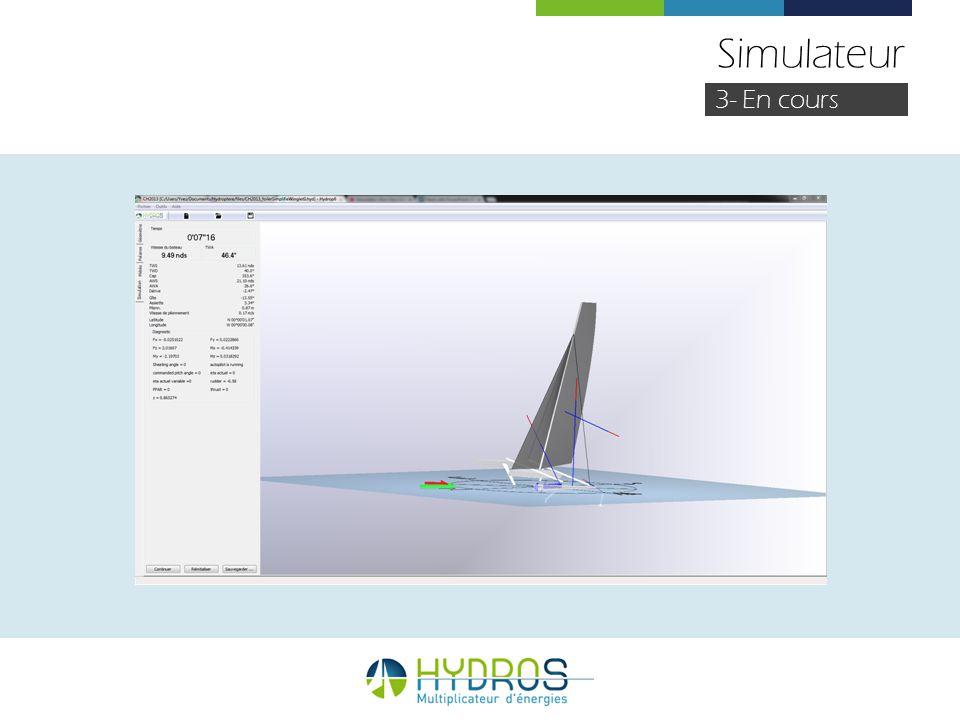 Simulateur 3- En cours 27