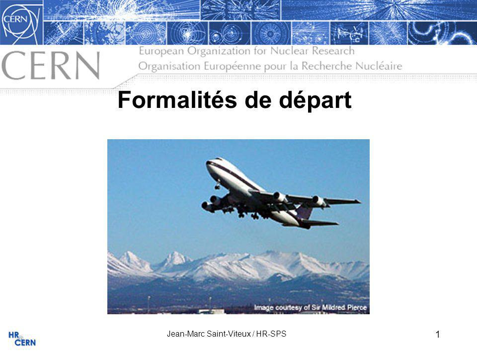 Jean-Marc Saint-Viteux / HR-SPS
