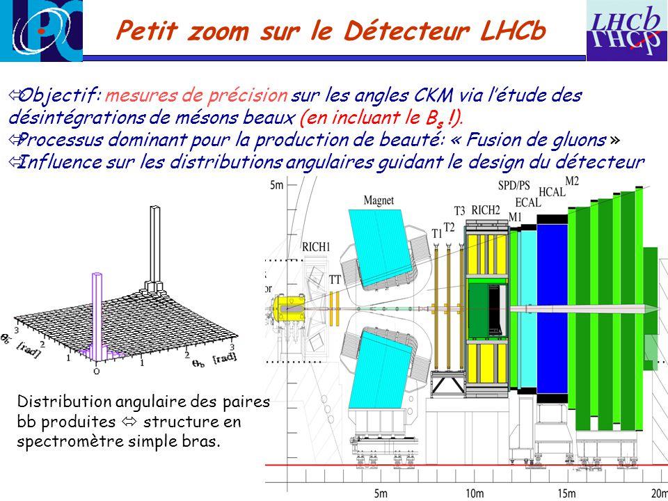 Petit zoom sur le Détecteur LHCb