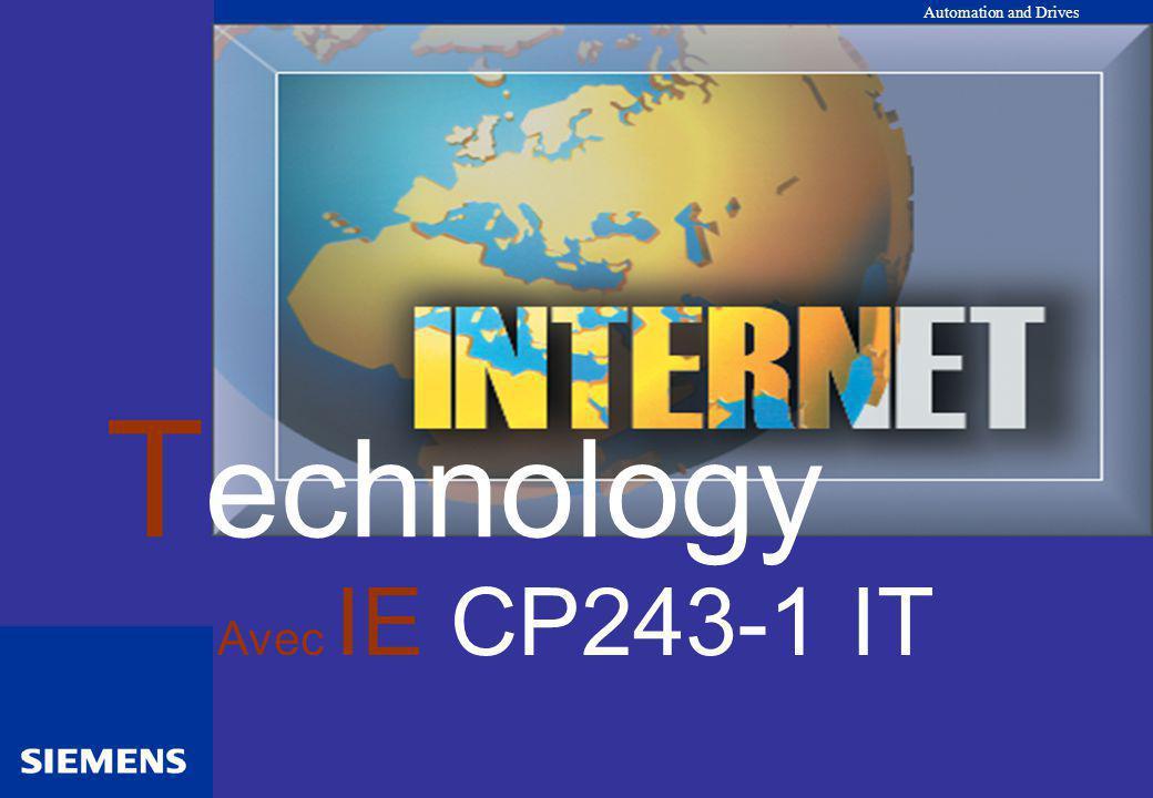 Technology Avec IE CP243-1 IT