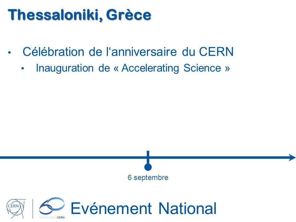 Evénement National Thessaloniki, Grèce