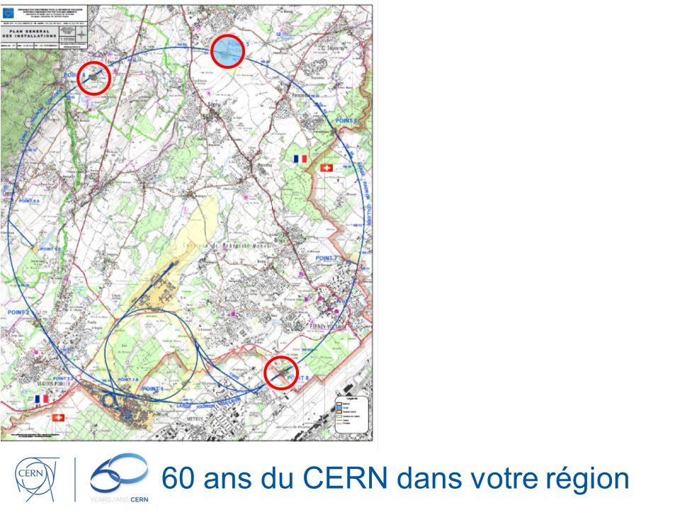 60 ans du CERN dans votre région