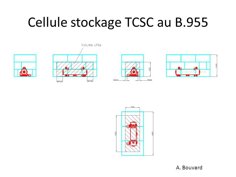 Cellule stockage TCSC au B.955